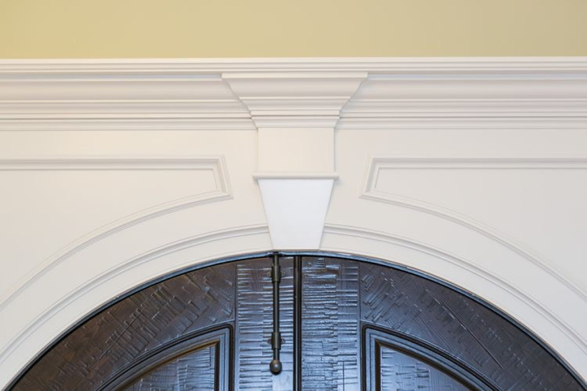 Custom Trim Details & Wainscoting Accents